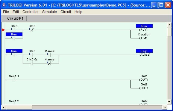 Ladder logic tutorial step 6 tutorial1e3f 10991 bytes ccuart Gallery